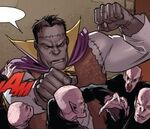 Frankenstein's Monster (Earth-BW20D) from Mrs. Deadpool and the Howling Commandos Vol 1 4 001