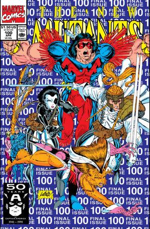 New Mutants Vol 1 100