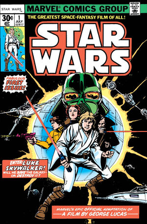 Star Wars Vol 1 1