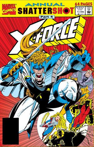 X-Force Annual Vol 1 1