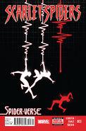 Scarlet Spiders Vol 1 3