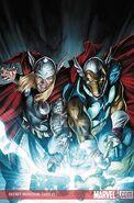 Secret Invasion Thor Vol 1 3 Textless