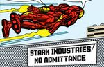 Stark Industries (Earth-77013) Spider-Man Newspaper Strips