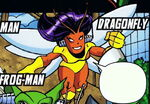 Veronica Dultry (Earth-11911) from Super Hero Squad Spectacular Vol 1 1