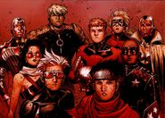 Young Avengers and Ant-Man