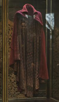 Cloak of Levitation from Doctor Strange (film) 001