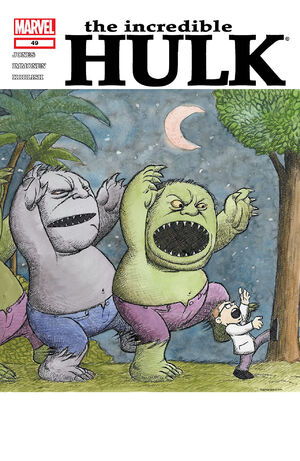 Incredible Hulk Vol 2 49