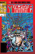 Machine Man Vol 2 1