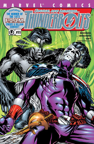 Thunderbolts Vol 1 55