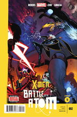 X-Men Battle of the Atom Vol 1 2