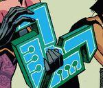 Sandman (Item) from Spider-Man Deadpool Vol 1 15 001