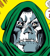 Victor von Doom (Earth-616) from Fantastic Four Vol 1 305 001