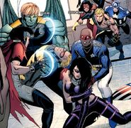 Young Avengers (Earth-616) 007