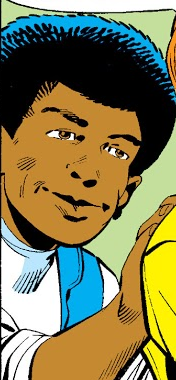 Cooley (Earth-616) from Fantastic Four Vol 1 285 001
