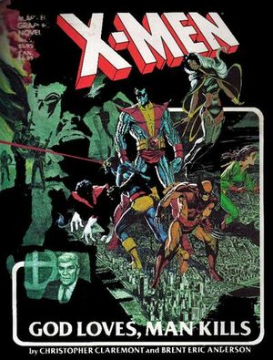 Marvel Graphic Novel Vol 1 5