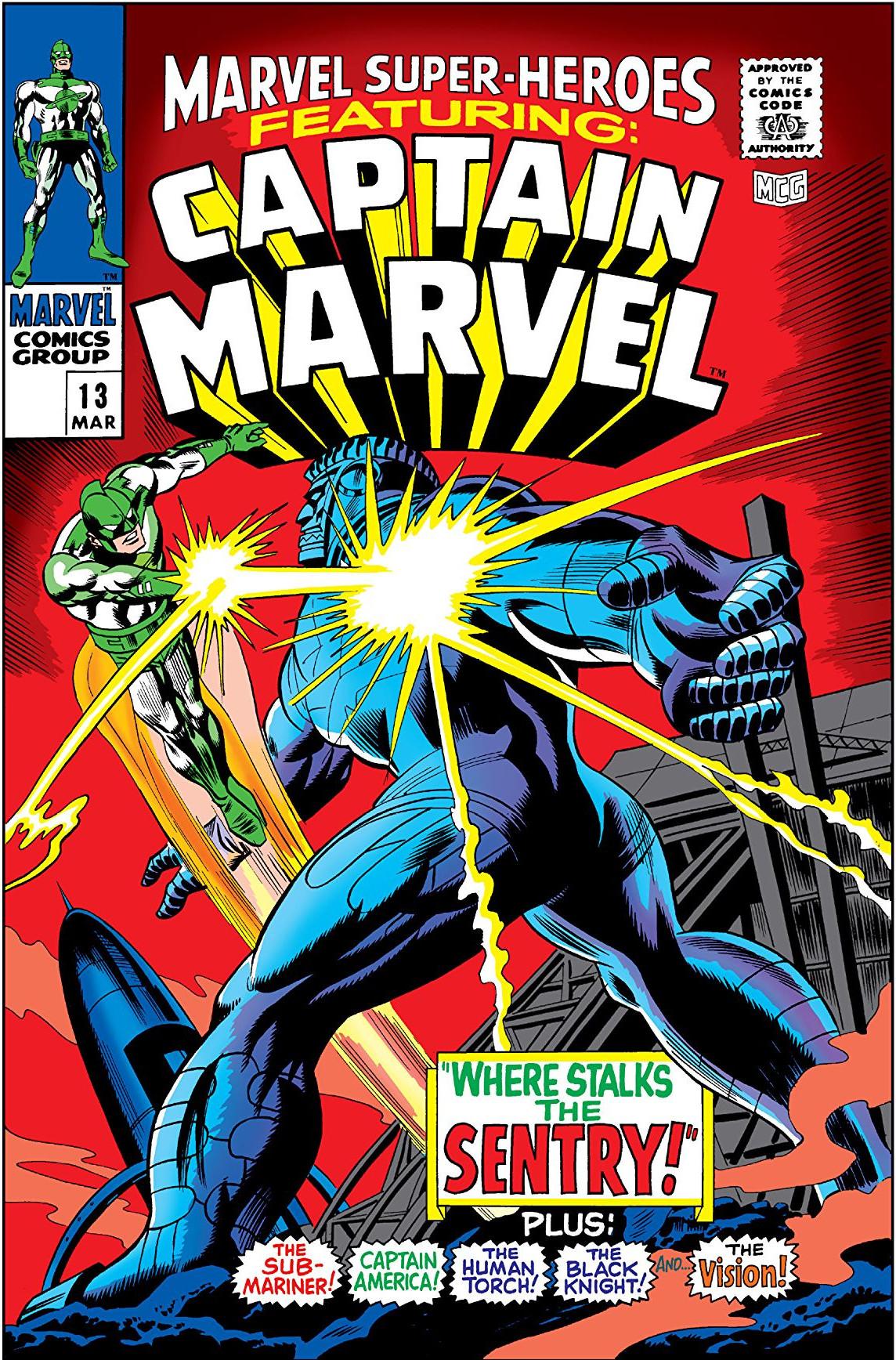 Marvel super heroes vol 1 13 marvel database fandom powered by wikia - Super heros fille marvel ...