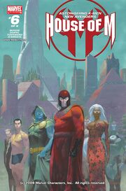 House of M Vol 1 6