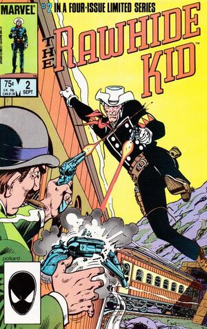 Rawhide Kid Vol 2 2