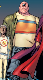 Mike Columbus (Earth-616) from New X-Men Vol 1 147