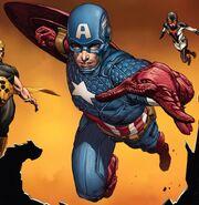 Steven Rogers (Earth-616) from Avengers Vol 5 3 002