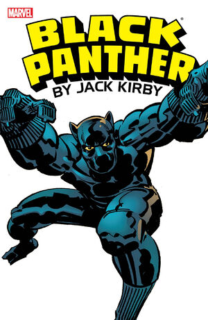 Black Panther by Jack Kirby Vol 1 2005