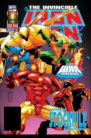 Iron Man Vol 1 330