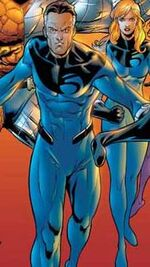 Reed Richards (Earth-982) from Fantastic Five Vol 2 1 001