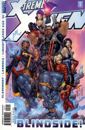 X-Treme X-Men Vol 1 2