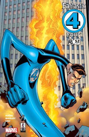 Fantastic Four Vol 3 52