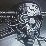 Mendel Stromm (Earth-TRN579) from Spider-Man Edge of Time 001