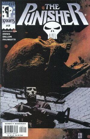 Punisher Vol 5 2