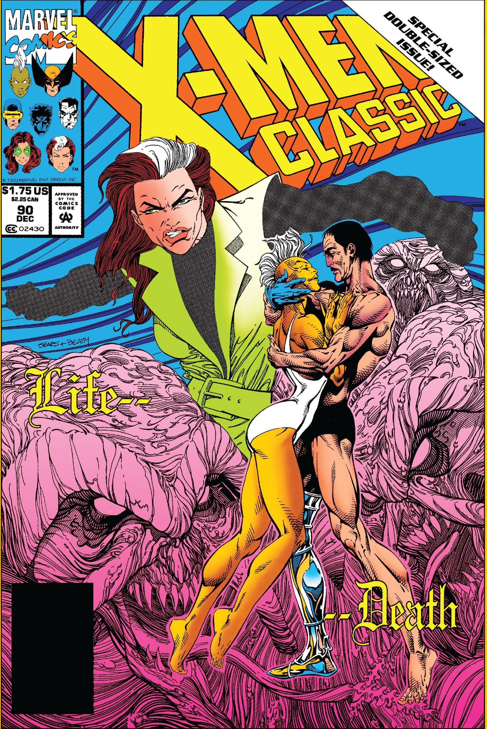 X men classic vol 1 90 marvel database fandom powered for Classic 90s house vol 2