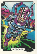 Galactus (Earth-616) from Mike Zeck (Trading Cards) 0001