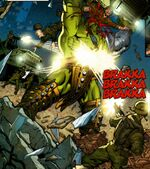 United States Army (Earth-91126) Marvel Zombies Return Vol 1 4