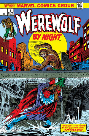 Werewolf by Night Vol 1 9