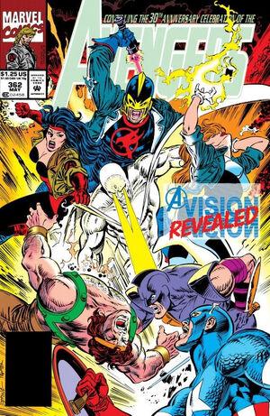 Avengers Vol 1 362