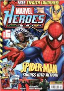 Marvel Heroes (UK) Vol 1 6