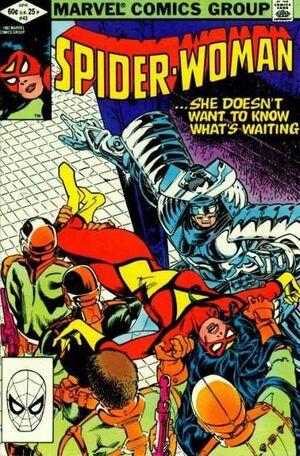 Spider-Woman Vol 1 43