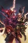 X-Men Legacy Vol 1 241 Textless