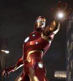 Anthony Stark (Earth-TRN219) from Marvel Avengers Battle for Earth 001