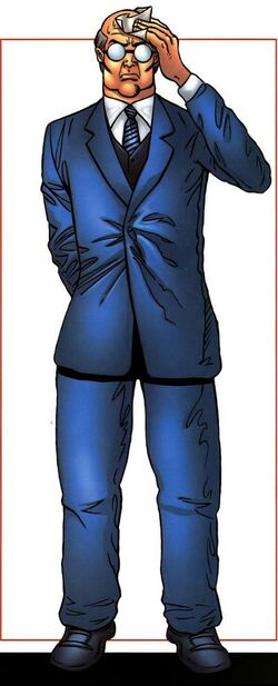 Oswald Silkworth (Earth-616) from All-New Official Handbook of the Marvel Universe A to Z Vol 1 1 0001