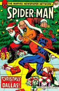 Spider-Man Christmas in Dallas