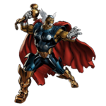 Beta Ray Bill (Earth-12131) from Marvel Avengers Alliance 0001