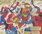 Excalibur (Earth-148) from Excalibur Vol 1 46