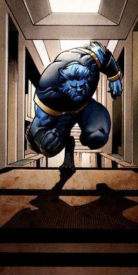 Henry McCoy (Earth-616) from Secret Avengers Vol 1 13