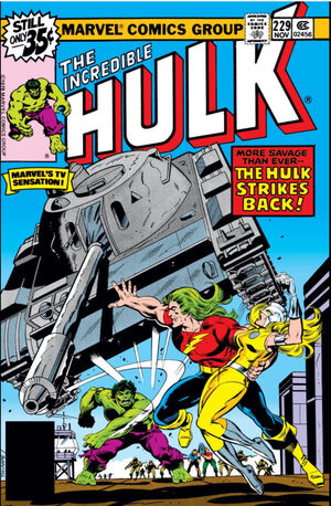 Incredible Hulk Vol 1 229