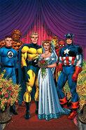 New Avengers Vol 1 8 Variant Textless