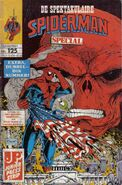 Spectaculaire Spiderman 125