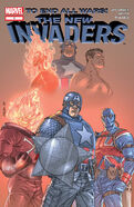 New Invaders Vol 1 1
