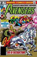 Avengers Vol 1 208
